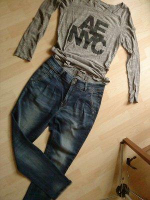 Boyfriend Jeans blau von Vero moda in 28/34