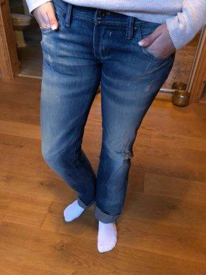 Boyfriend-Jeans Diesel Gr. S