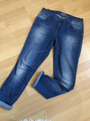 Esprit Boyfriend jeans korenblauw-donkerblauw