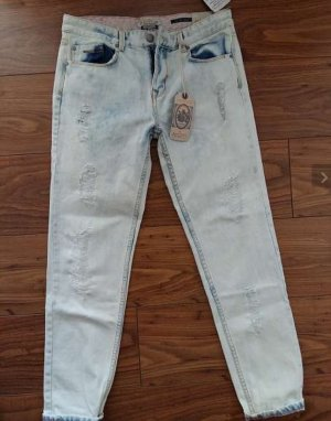 Alcott Boyfriend Jeans multicolored