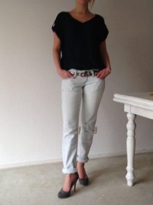 Boyfriend Jeans Hellblau Mango Eur 36 / D 34 wie Neu