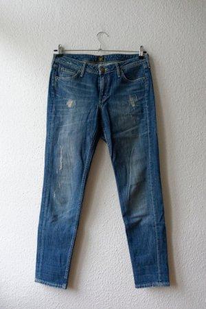 Boyfriend Jeans Lee Used-Look