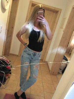Boyfriend Jeans NEU H&M