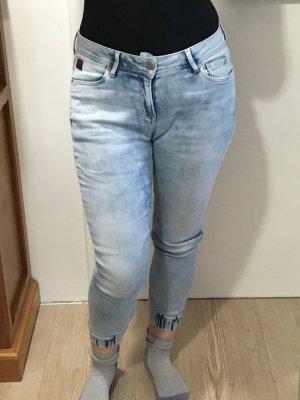 Pepe Jeans Jeans boyfriend bleu azur