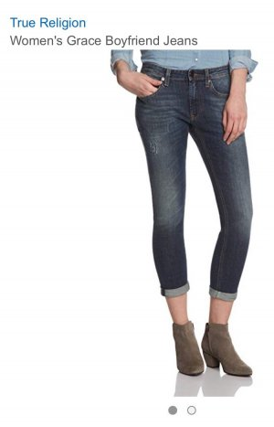 Boyfriend-Jeans True Religion