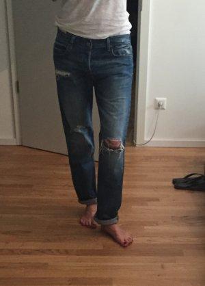 Boyfriend Jeans von Abercrombie&Fitch Gr.26