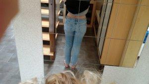 Boyfriend Jeans von Bershka