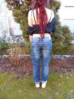 Boyfriend-Jeans von Blind Date
