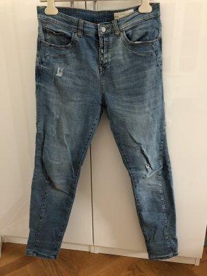 Esprit Boyfriend Jeans light blue