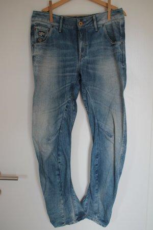 G-Star Raw Jeans boyfriend multicolore tissu mixte