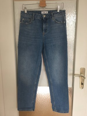 Zara Boyfriend jeans veelkleurig