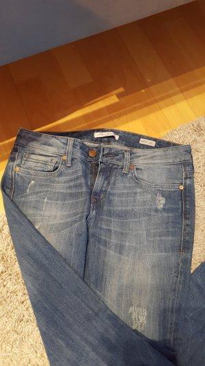 boyfriend jeans von mavi in blau