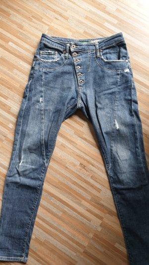 Boyfriend Jeans von Please, Gr. XS