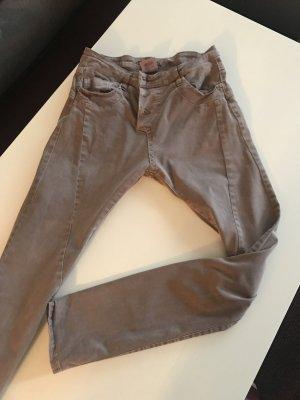 Boyfriend Jeans von Please Gr. XS nude