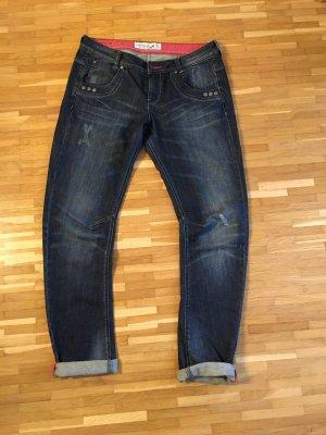 Boyfriend-Jeans von s.Oliver