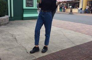 Boyfriend jeans von zara
