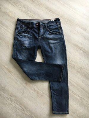 Boyfriend-Jeans W27 7/8-Länge
