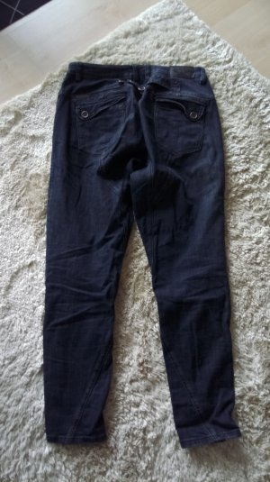 Boyfriend Jeans blue cotton