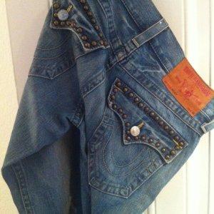 Boyfriend jeans zum krempeln