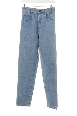 Jeans boyfriend moucheté Aspect de jeans