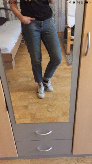 Mango Boyfriend Jeans multicolored