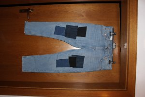 Boyfriendjeans Patch Jeans von Monki
