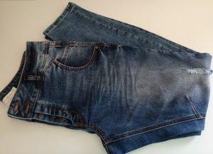 Tom Tailor Denim Jeans boyfriend gris ardoise