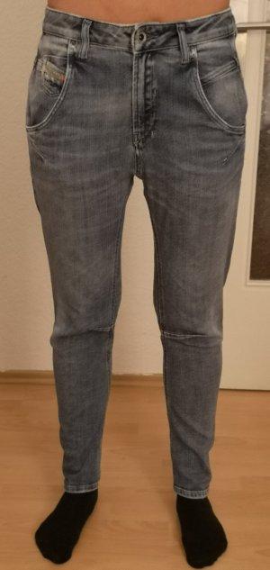 Diesel Boyfriend jeans blauw