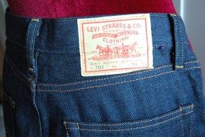 Levi's Jeans boyfriend bleu foncé