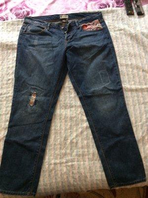 Roxy Jeans boyfriend blu scuro