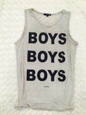 BOYS BOYS BOYS Black and grey