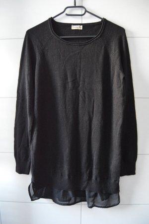 Boysen's Pullover 40/42 schwarz