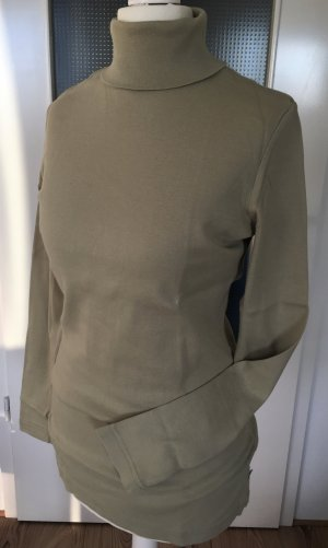 Boysens Rollkragen Shirt Pulli XS 34 Hellgrün Baumwollshirt Langarmshirt