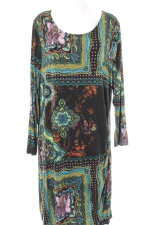 bpc Jerseykleid Mustermix Street-Fashion-Look