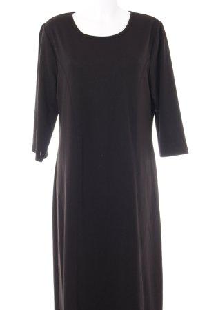 bpc Langarmkleid schwarz Elegant