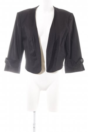 bpc selection Kurz-Blazer schwarz Elegant
