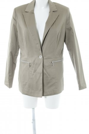 bpc selection Long-Blazer beige schlichter Stil