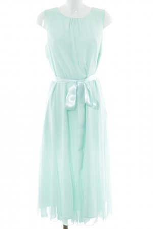 BPC Selection Premium A Line Dress turquoise polyester