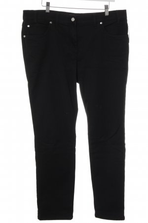 bpc selection Stretch Jeans schwarz Casual-Look