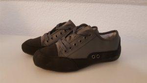 BPC Sneaker Slipper Turnschuhe grau schwarz Größe 36 NEU