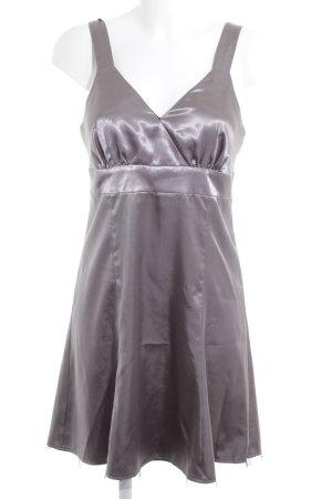 bpc Trägerkleid silberfarben Elegant