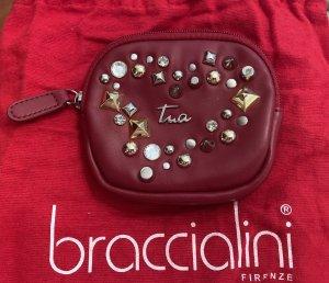 Braccialini Wallet red