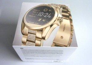 Bradshaw Smartwatch Damenuhr MKT5002 Neu ungeöffet + Preisschild Armband mit glitzernden Elemente