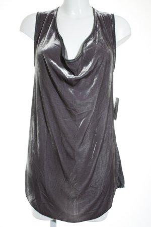 Braez Longtop grauviolett-dunkelgrau sportlicher Stil