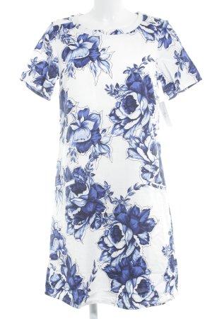 Braintree Vestido línea A estampado floral estilo romántico
