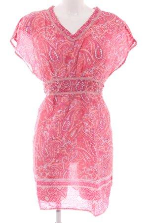 Braintree Tunikakleid pink Allover-Druck Casual-Look