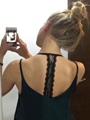 Bralette mit Spitze am Rücken