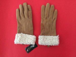 Brand new Ralph Lauren suede gloves