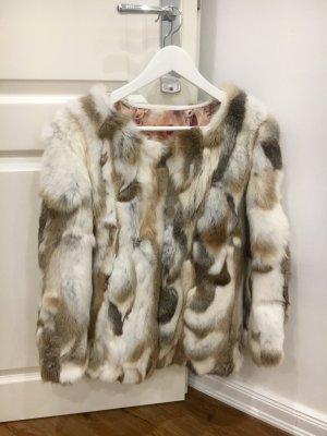 Brand new real fur coat