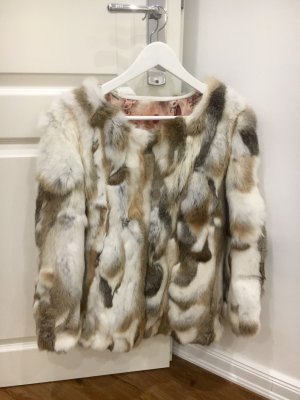 Brand new real fur coat